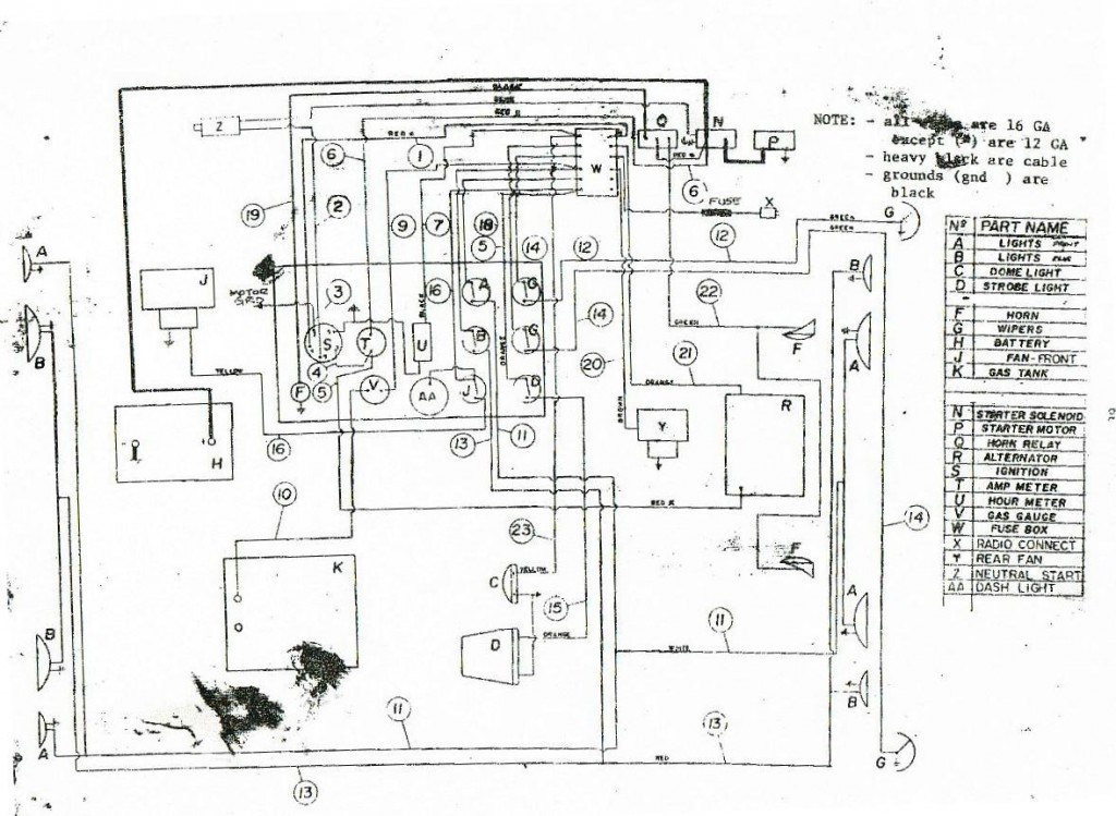 Woodings Electrical Diagram